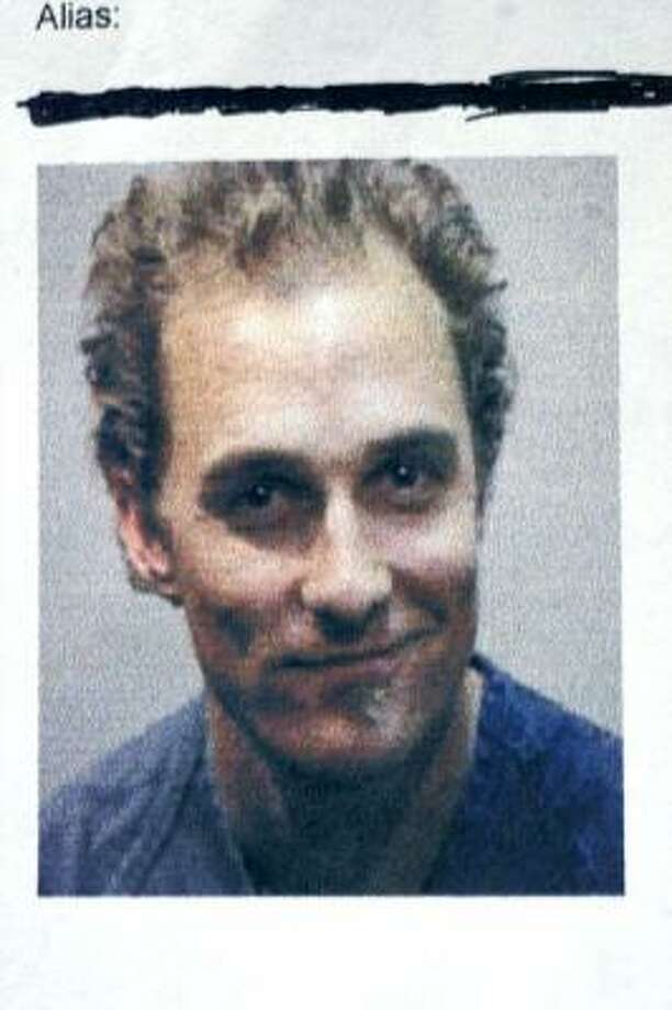Dazed and Confused: The Day Matthew McConaughey Was Busted