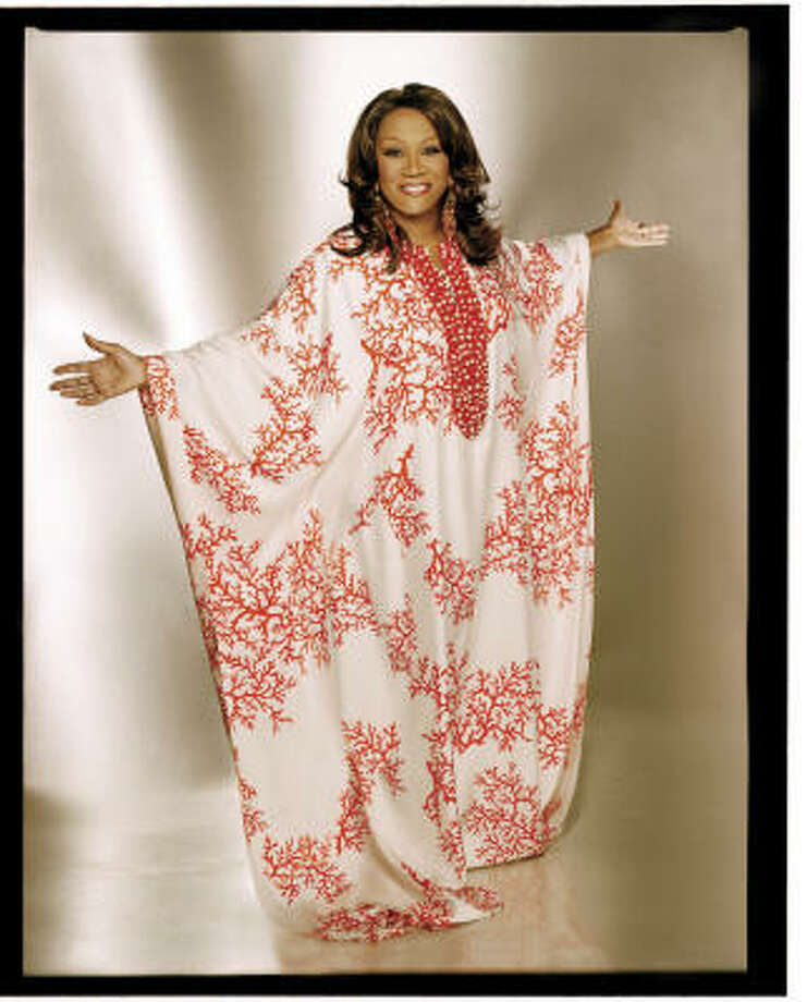 Patti LaBelle: 8 p.m. Friday at the Arena Theatre. Photo: Courtesy Of Patti LaBelle
