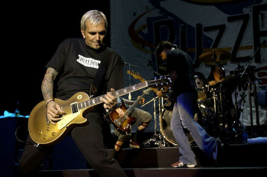 Everclear Photo: BRETT COOMER, SPECIAL TO THE CHRONICLE