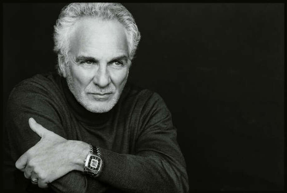Jewelry designer David Yurman  has a passion for riding horses, he revealed during his recent trip to Houston. Read about the jewelry designer here. Photo: Photo By Peter Lindbergh