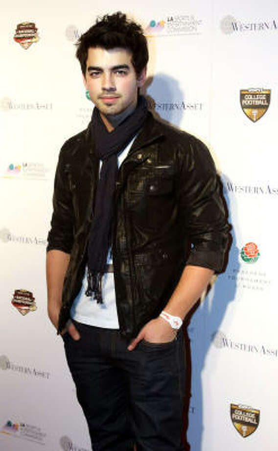 Joe Jonas Photo: RAUL ROA