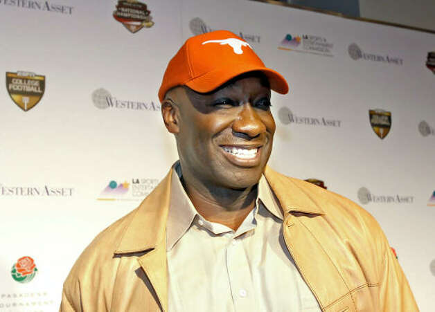 The lovable giant-sized actor Michael Clarke Duncan died at 54 months after a massive heart attack. Photo: RAUL ROA