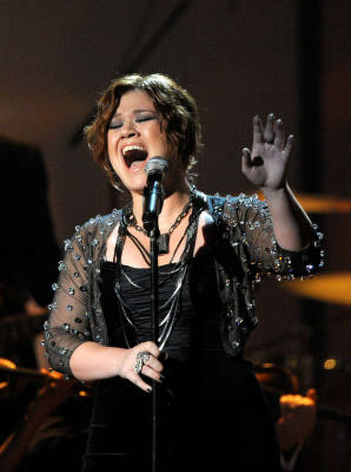 Season 1 winner:Since Kelly Clarkson's Idol win, she has toured extensively worldwide as a solo act. She was the highest-selling American Idol album in the United States until November 2009, when Carrie Underwood claimed that distinction by a narrow margin of 100,000 albums. Photo: Kevork Djansezian, Getty Images