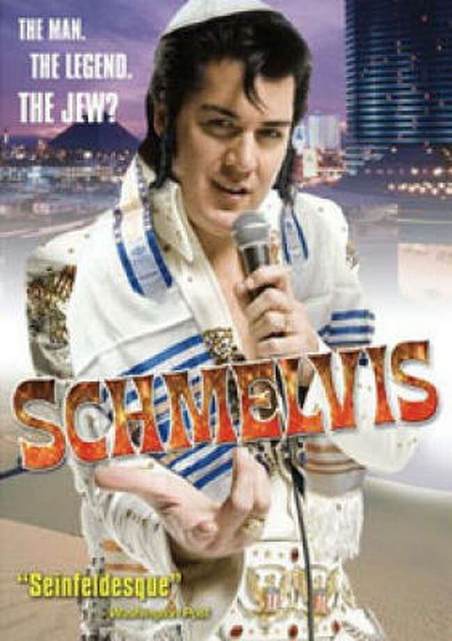 "Judaism: ""Schmelvis: In Search of Elvis Presley's Jewish Roots"" is a documentary and book about Jews on a ""spiritual"" road trip to Graceland. Photo: Video Service Corp."