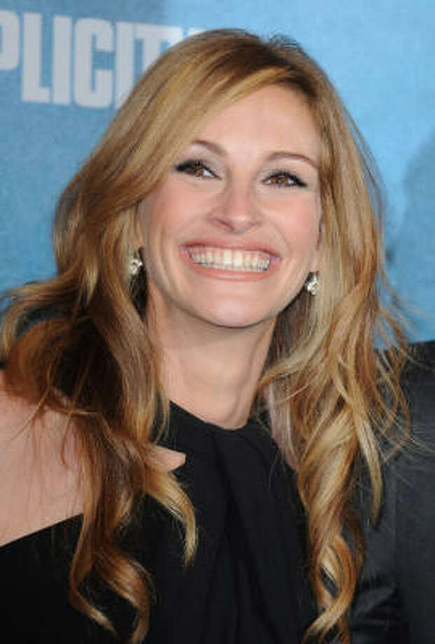 Julia Roberts is mother to twins Phinnaeus, a boy, and Hazel, a girl. Photo: Pascal Le Segretain, Getty Images