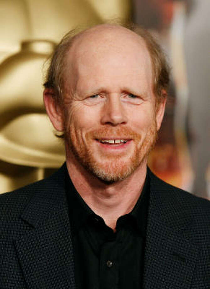 Director Ron Howard is father of twins. Photo: Kevin Winter, Getty Images