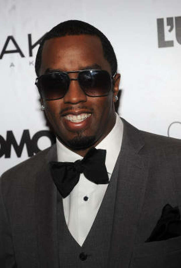 Sean 'Diddy' Combs is father of twin girls. Photo: Brad Barket, Getty Images
