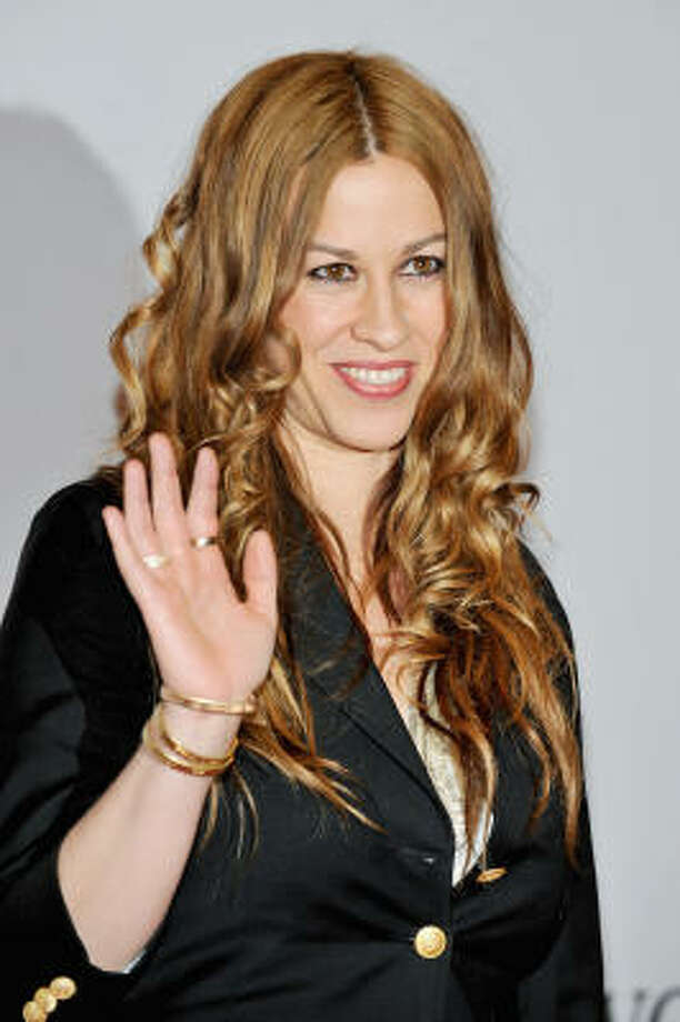 Alanis Morissette has a twin brother, Wade. Photo: Pascal Le Segretain, Getty Images For IWC Schaffhause