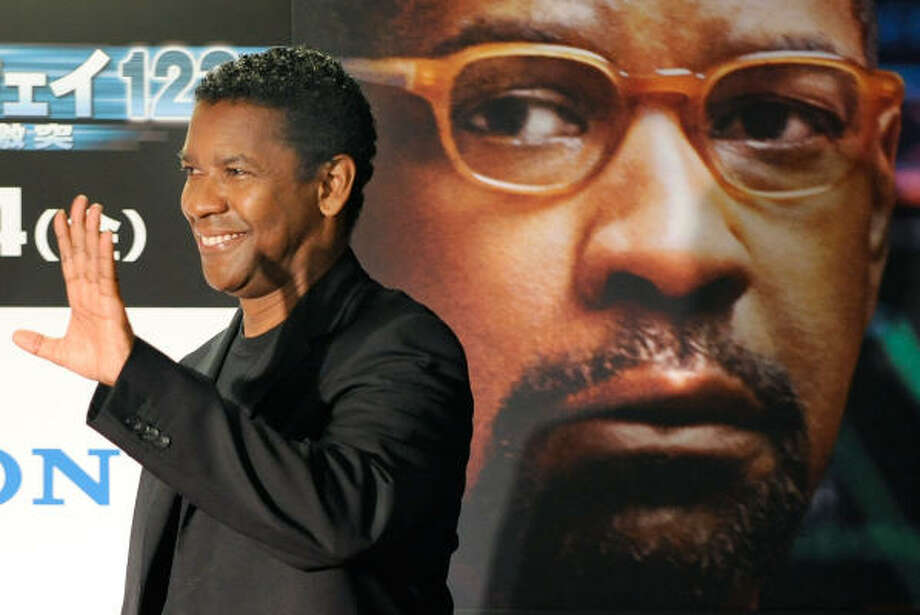 10. Denzel Washingtonmade the list of stars who make the big bucks at the box office. See who else made the list. Photo: TORU YAMANAKA, AFP/Getty Images