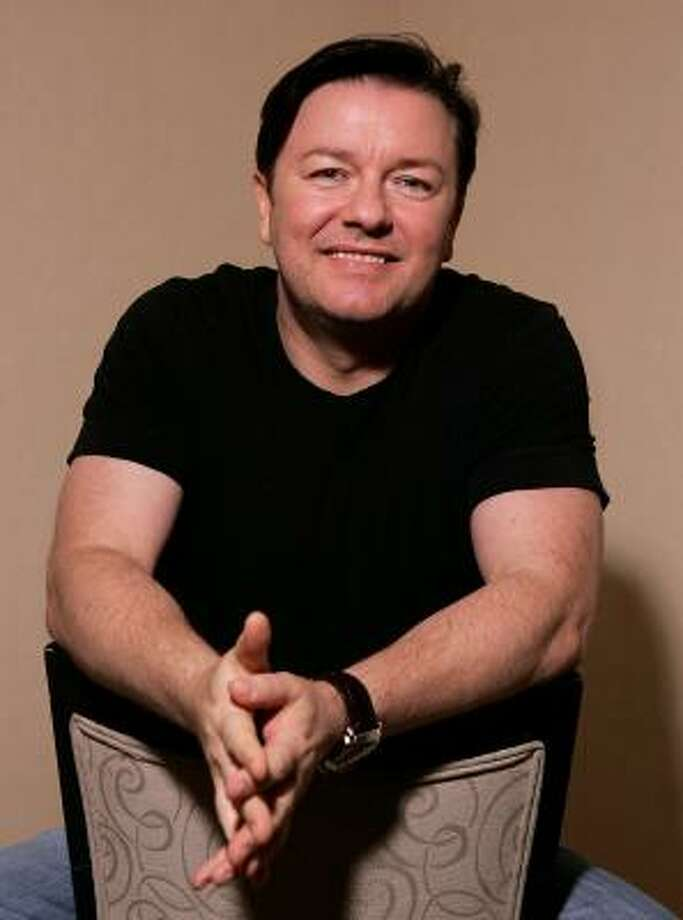 The Ricky Gervais Show is an animated series based on his widely downloaded podcasts with Stephen Merchant and the very strange Karl. The Office, Extras and an appearance on the Emmys proves that Ricky Gervais can do no wrong. Airs Feb. 19 on HBO. Catch up on your favorite TV shows with Tubular. Photo: Carlo Allegri, AP