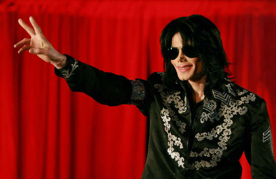 Michael Jackson, 50: The King of Pop Photo: CARL DE SOUZA, AFP/Getty Images