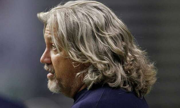Dallas Cowboys defensive coordinator Rob Ryan during an NFL training camp practice, Friday, July 29, 2011, in San Antonio. Photo: AP