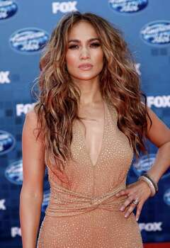 In this May 25, 2011 file photo, actress and singer Jennifer Lopez arrives at the American Idol Finale in Los Angeles. Photo: AP Photo/Matt Sayles, File