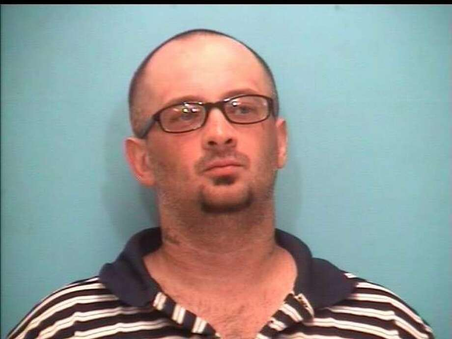 Dempsey Wade Vercher, 34, has been charged with murder in connection with the death of 35-year-old Cindy Lynne Tucker, of Nederland. Photo: Orange County Jail