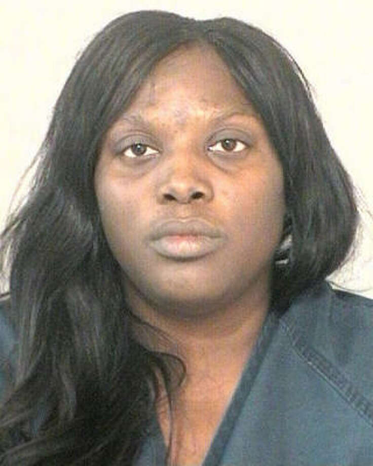 Oyefolashade Fatusin said she didn't know her EZ tag had been suspended. Photo: Fort Bend County Sheriff