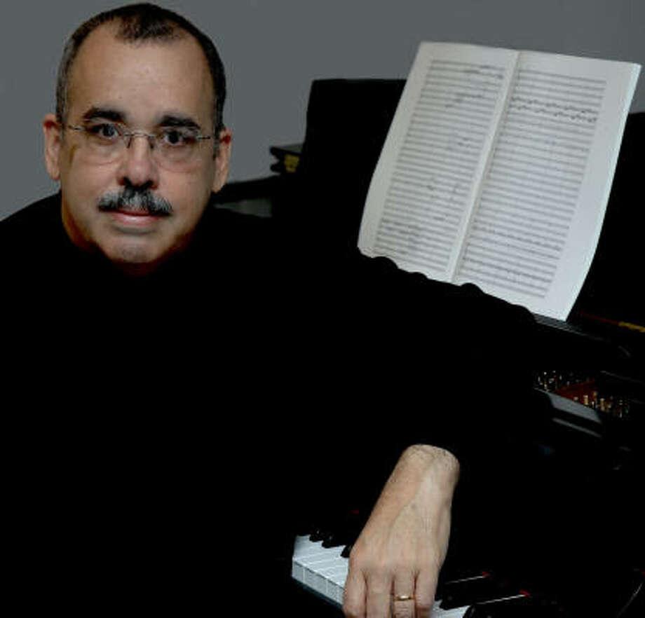Composer Roberto Sierra created Songs From the Diaspora. Photo: Eduardo Torres