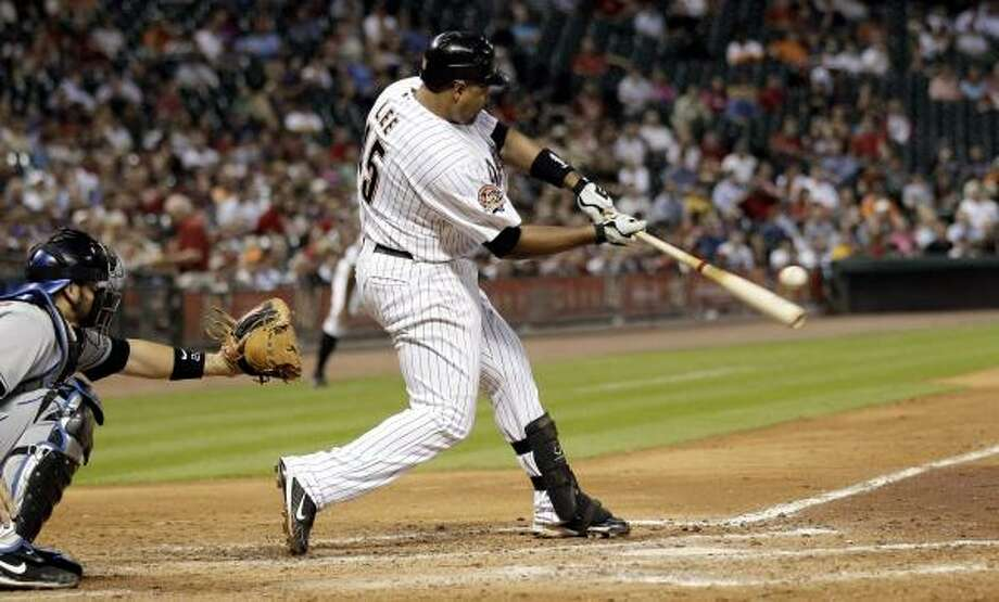 Aug. 19: Astros 3, Mets 2 Carlos Lee crushed a three-run home run in the seventh inning to propel the Astros to a come-from-behind win over the Mets. Photo: David J. Phillip, AP