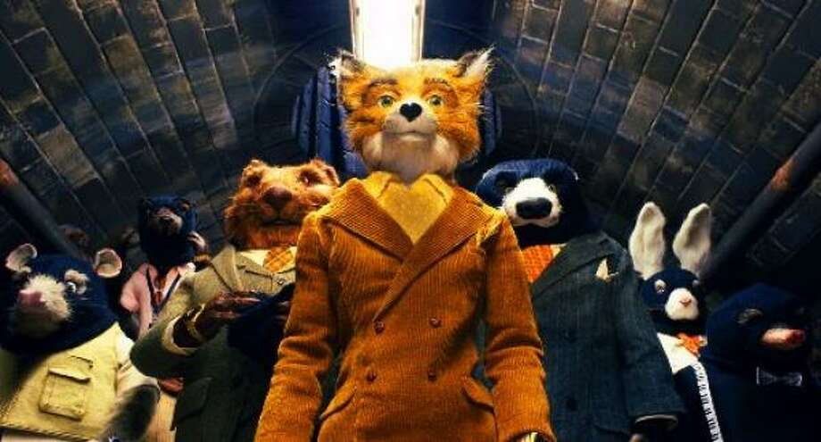 Mr. Fox is itching for a henhouse raid in Fantastic Mr. Fox. Photo: FOX SEARCHLIGHT PICTURES