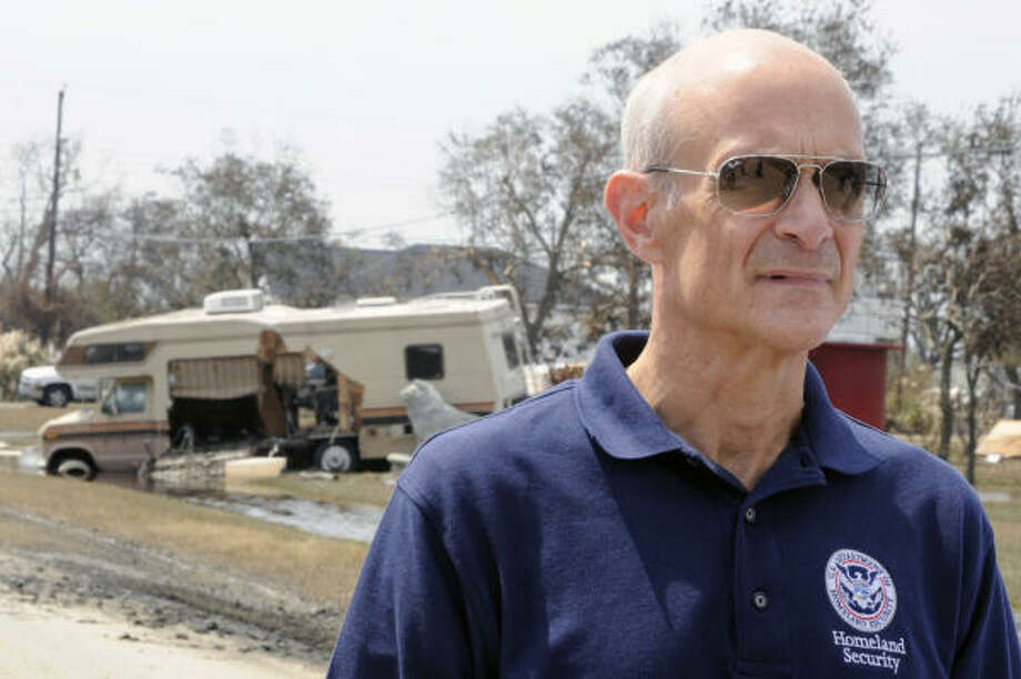 Homeland Security Secretary Michael Chertoff ordered military contingency plans last summer in case the Mexico drug cartel violence crossed into the United States. Photo: Mike Lutz |, Getty Images