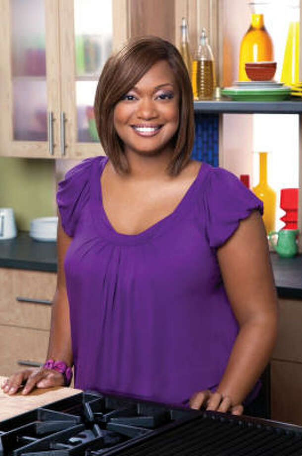 Food Network Sunny Anderson Cooking For Real
