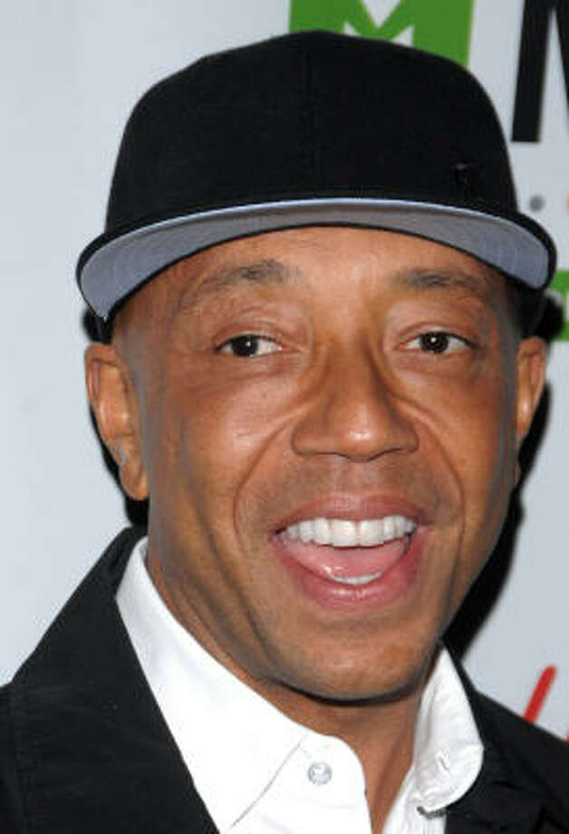 "Russell Simmons tweeted - ""Actually all I have been talking about is organizing that as many people as possible to make better gun control a reality"" Photo: Peter Kramer, AP"