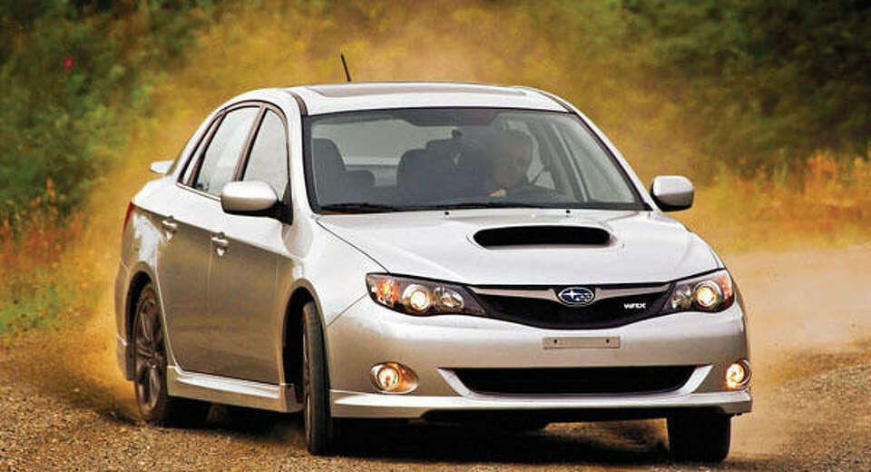 After major enhancements for 2009 model year, the Impreza WRX and WRX STI receive minor upgrades for