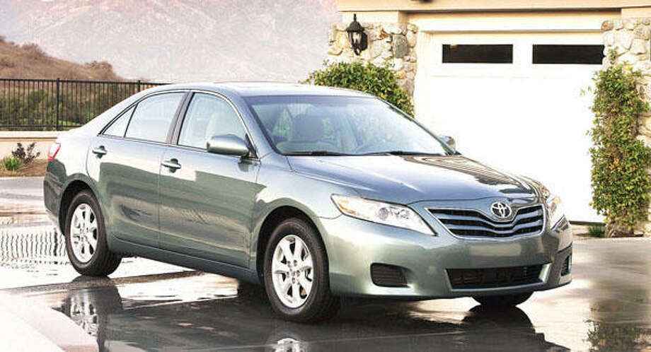 The 2010 Toyota Camry Photo: Toyota