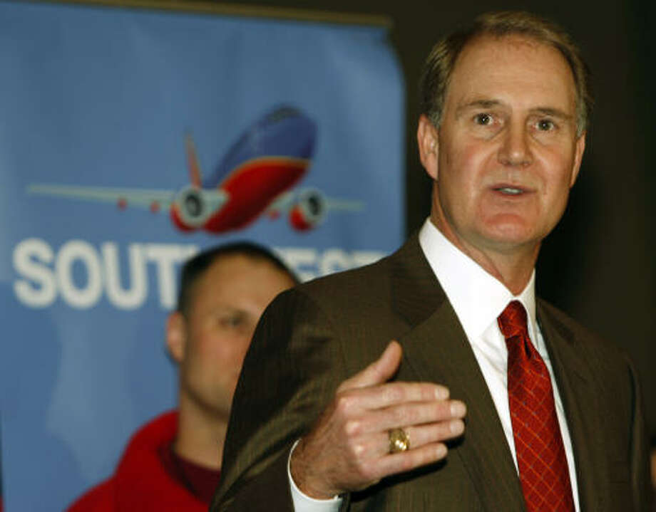 gary kelly high profile ceo of Since 2005, gary kelly is the chairman of the board, chief executive officer and president of southwest airlines co, the world's largest low-cost carrier headquartered in dallas, texas.