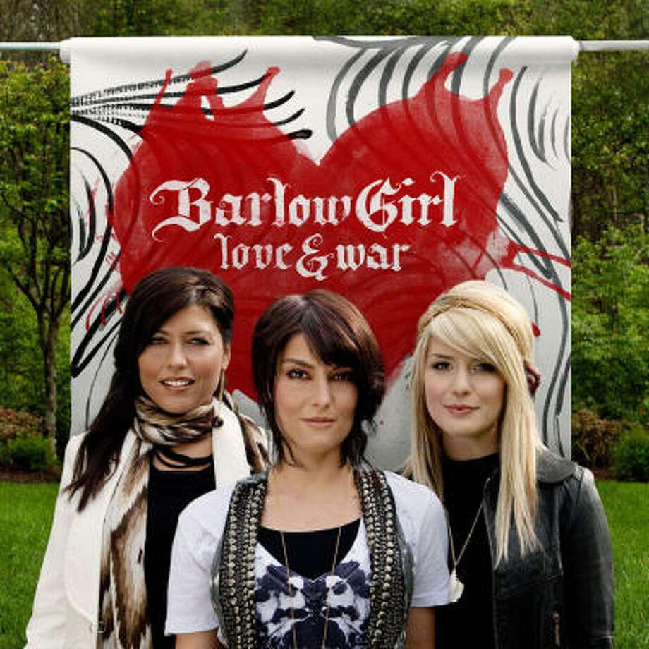 No more dating barlowgirl home