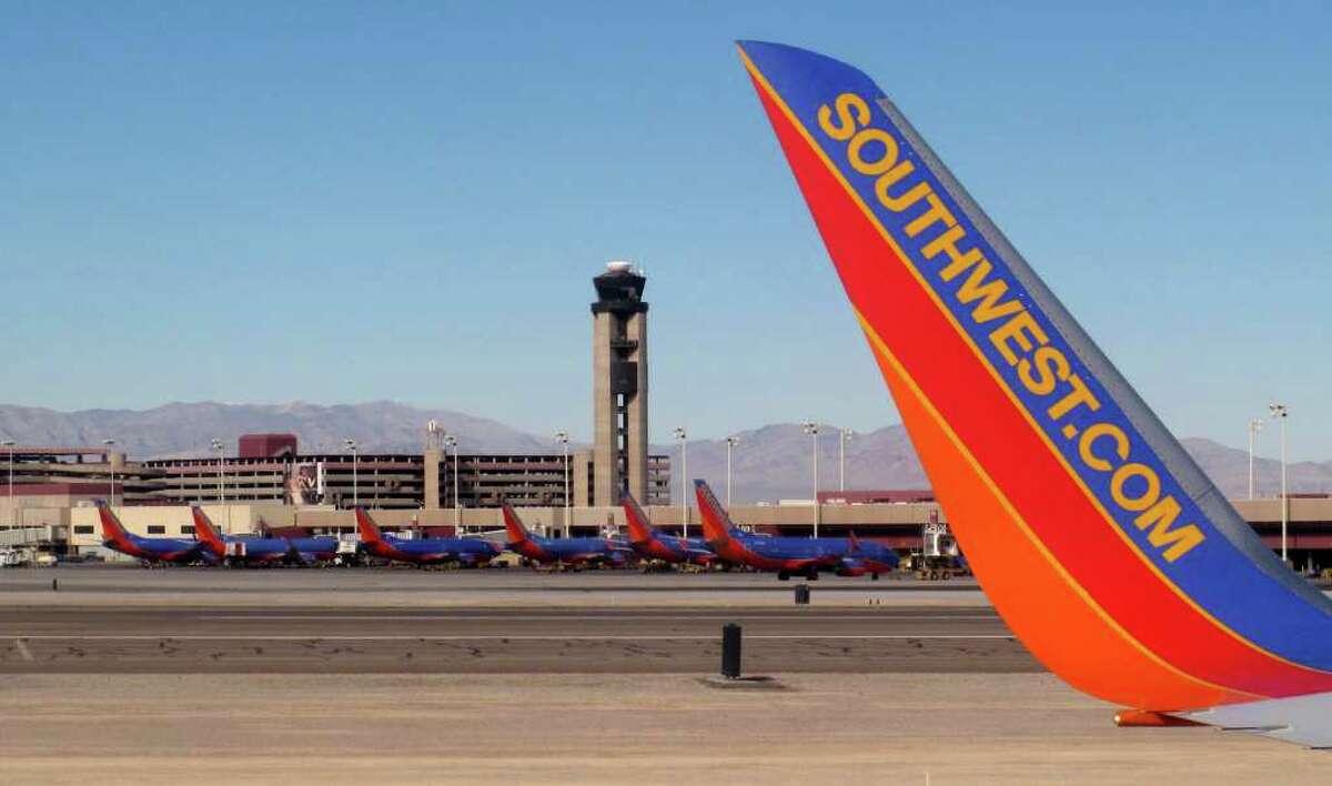 3. McCarran International Airport (Las Vegas)