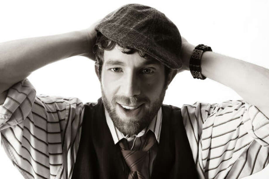 """Elliott Yamin says there's """"always that stigma attached to Idol castoffs - even when you do win."""" Photo: Nick Spanos"""