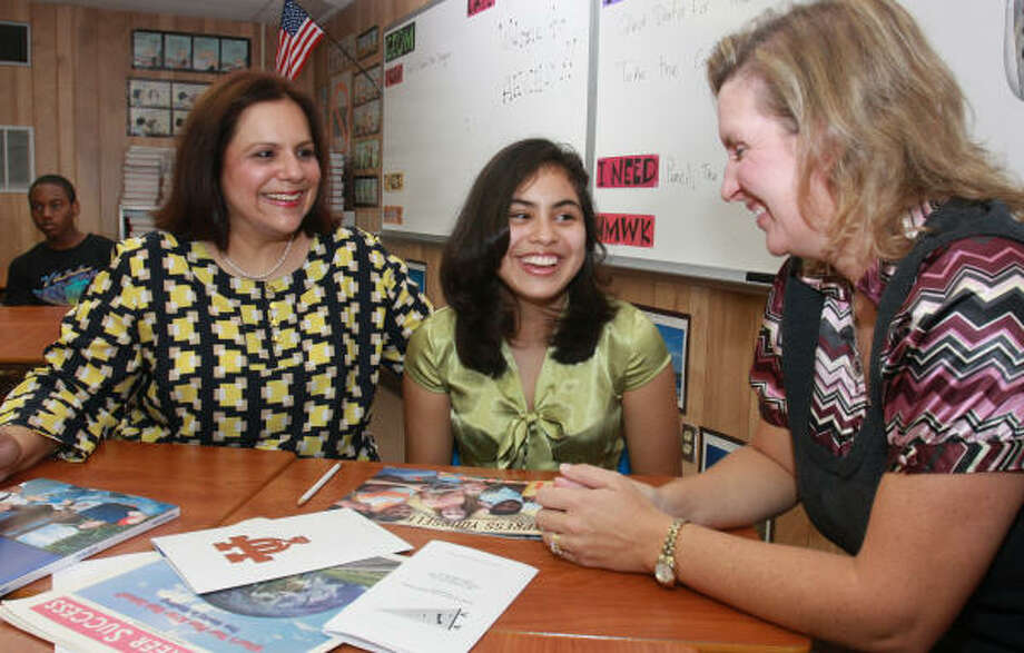 Alief Early College High SchoolGrade: AGraduation rate: n/aSource: Niche Photo: Gary Fountain, Chronicle