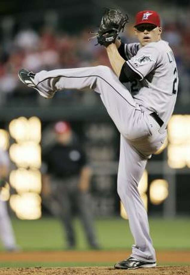 Matt Lindstrom had a 5.89 ERA in 54 appearances for the 2009 Marlins. Photo: Tom Mihalek, ASSOCIATED PRESS