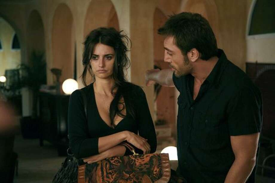 Actors Penelope Cruz and Javier Bardem played love interests in the 2008 Woody Allen film, 'Vicky Cristina Barcelona.' Photo: (EPA) EFE/MEDIAPRO