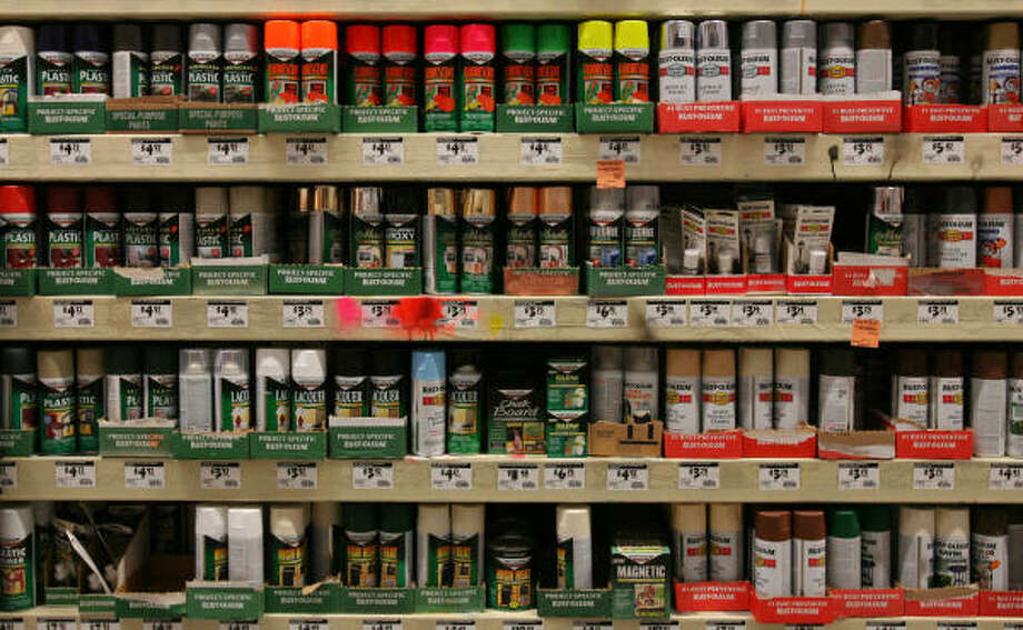 People Are Buying More Paint To Keep Their Homes Tidy, But Appliance And  Patio Sales