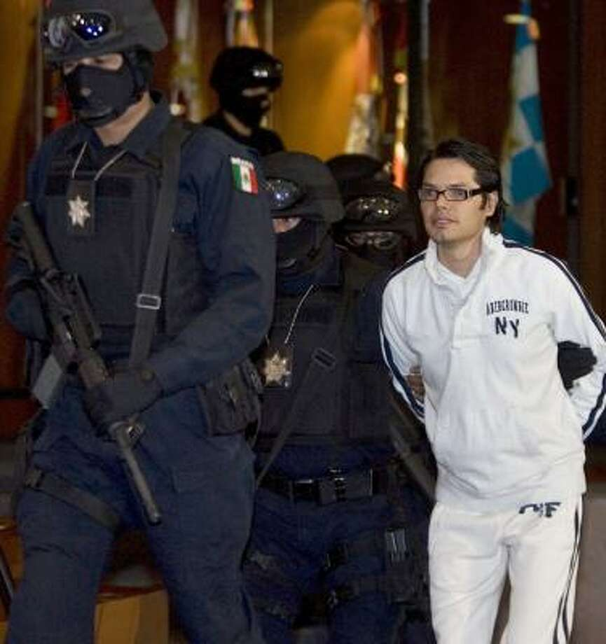 Cartel figure nabbed in Mexico