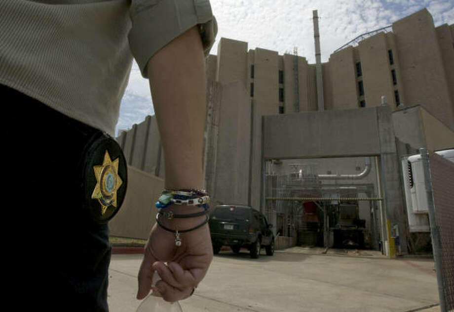 Ruben Ornelas was indicted Thursday for improper sexual activity with an inmate. Photo: Johnny Hanson, Chronicle