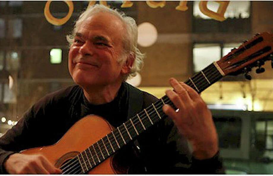 Jazz guitarist Gene Bertoncini will perform at 7 p.m. Sunday at the Levitt Pavilion in Westport. Photo: Contributed Photo / Westport News contributed