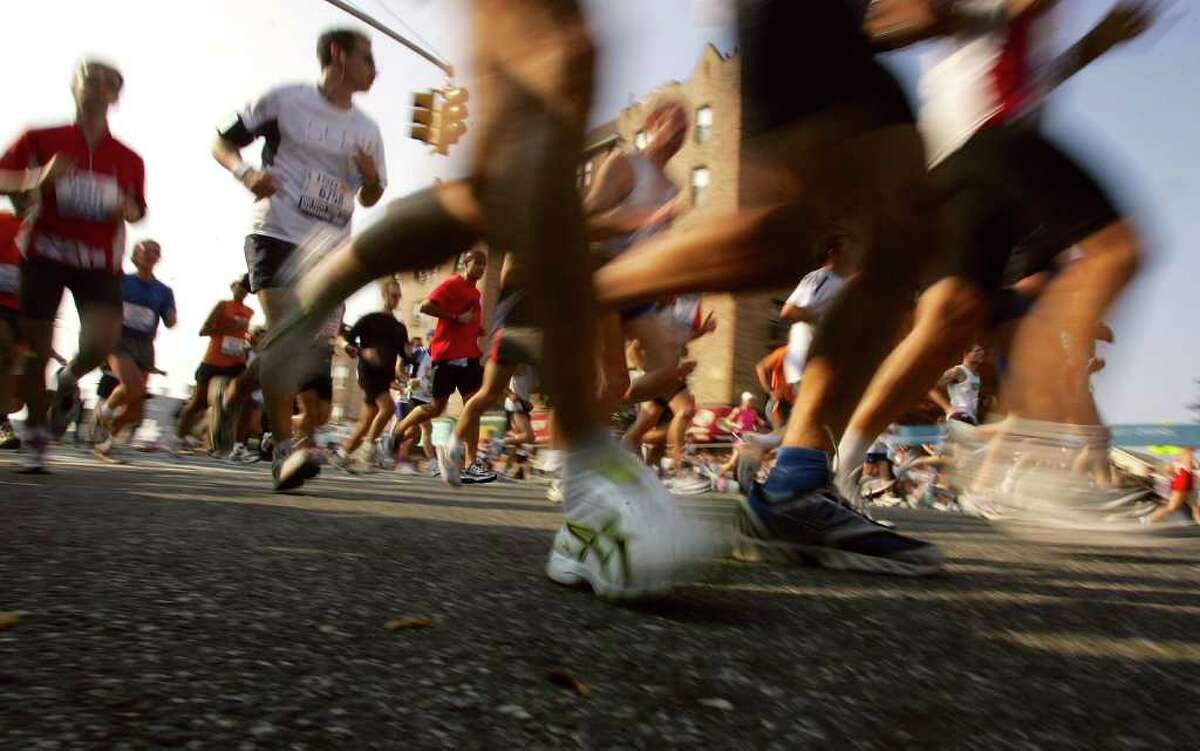Marathons gaining steam Marathon participation has skyrocketed in recent years, with the number of finishers growing from 143,000 in 1980 to 541,000 in 2013, according to Running USA.