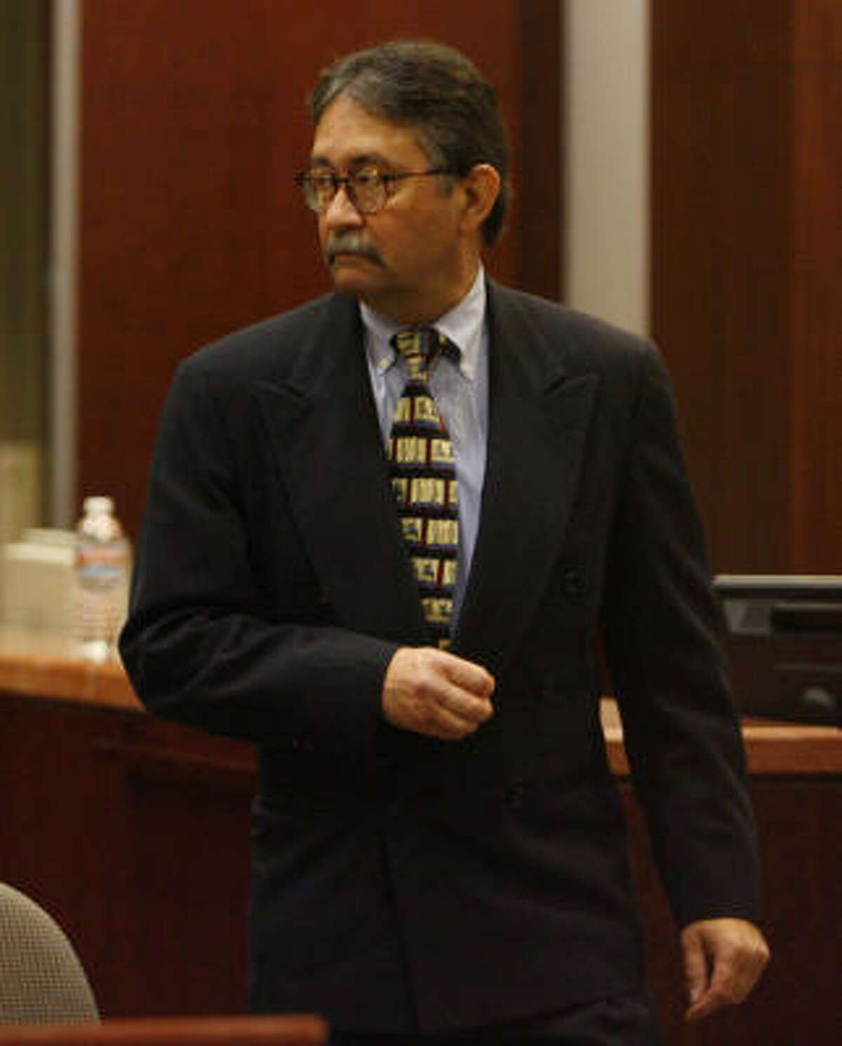If convicted, Harris County Criminal Court-at-Law Judge Don Jackson could face up to a year in jail and a $4,000 fine.