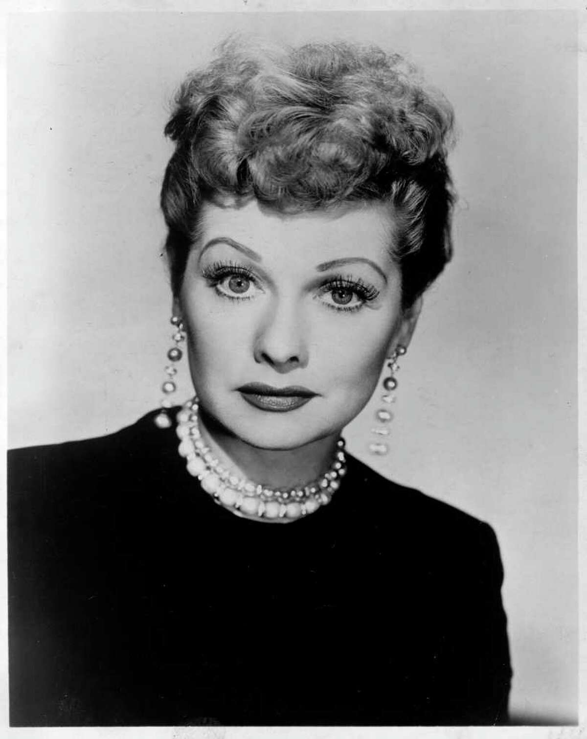 Lucille Ball (1911-1989) was, among many things, an actress, comedian and television star best known for her sitcom I Love Lucy. She is buried at Lake View Cemetery in Jamestown, NY.
