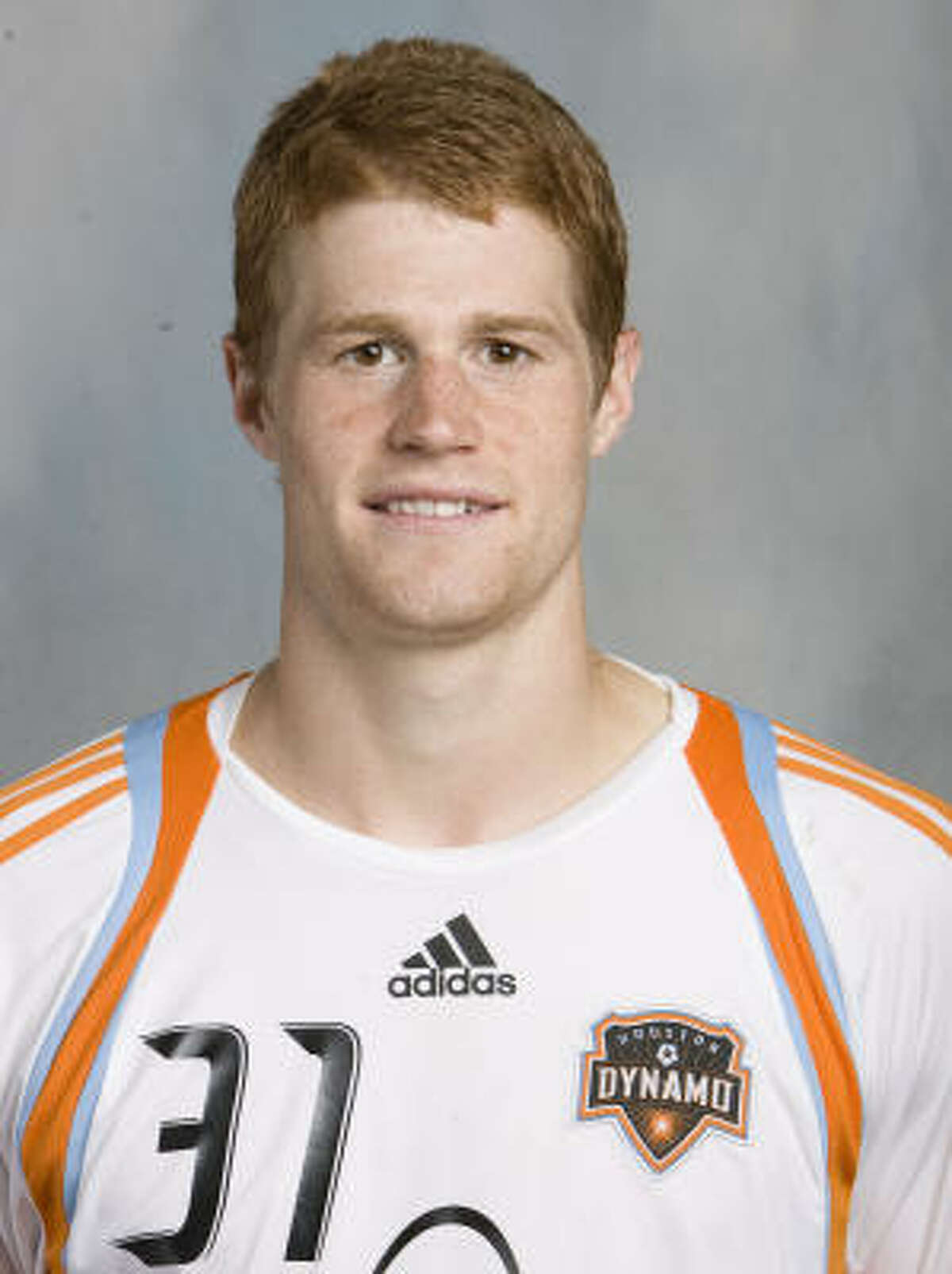 Andrew Hainault will occupy a senior international slot on the Dynamo's roster.