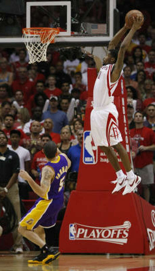 NBA players look at Aaron Brooks and aren't impressed. Then they play against him. Photo: Brett Coomer, Houston Chronicle