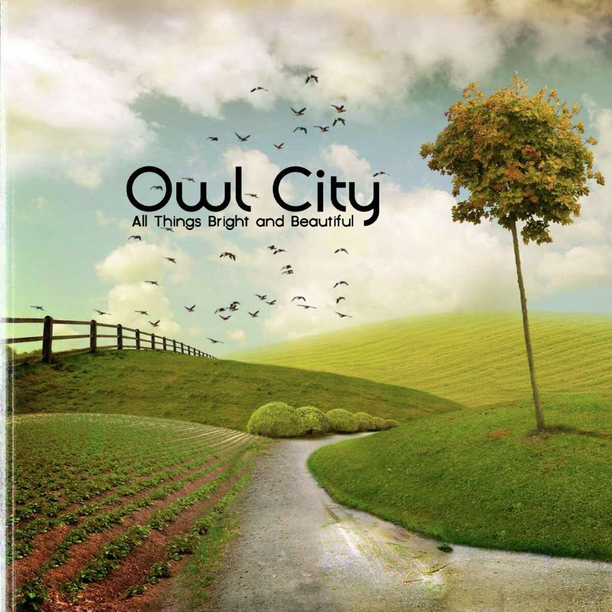 Contemporary Christian band Owl City's latest CD is titled