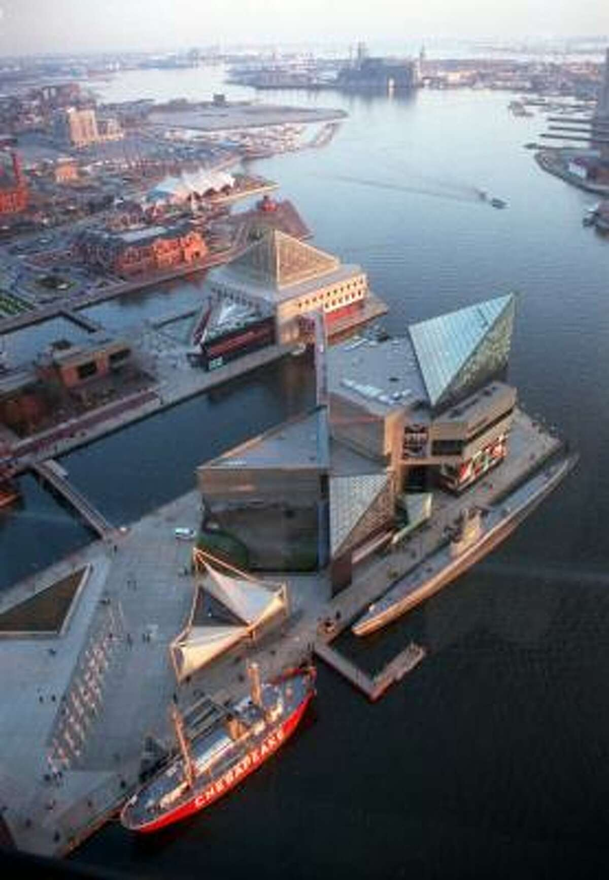 Visitors shouldn't skip Baltimore, according to ShermansTravel.com.