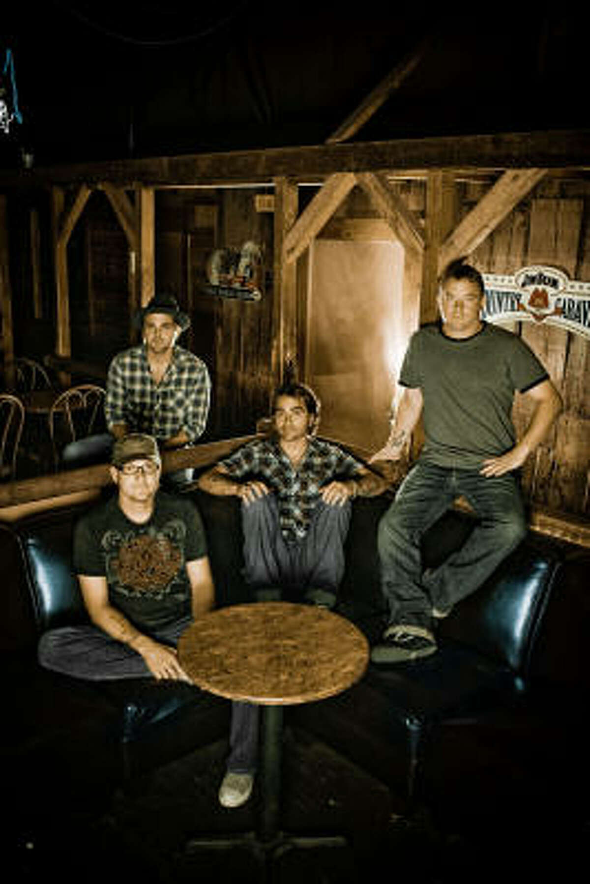 The boys from Stillwater, Okla., take over the House of Blues on New Year's Eve.