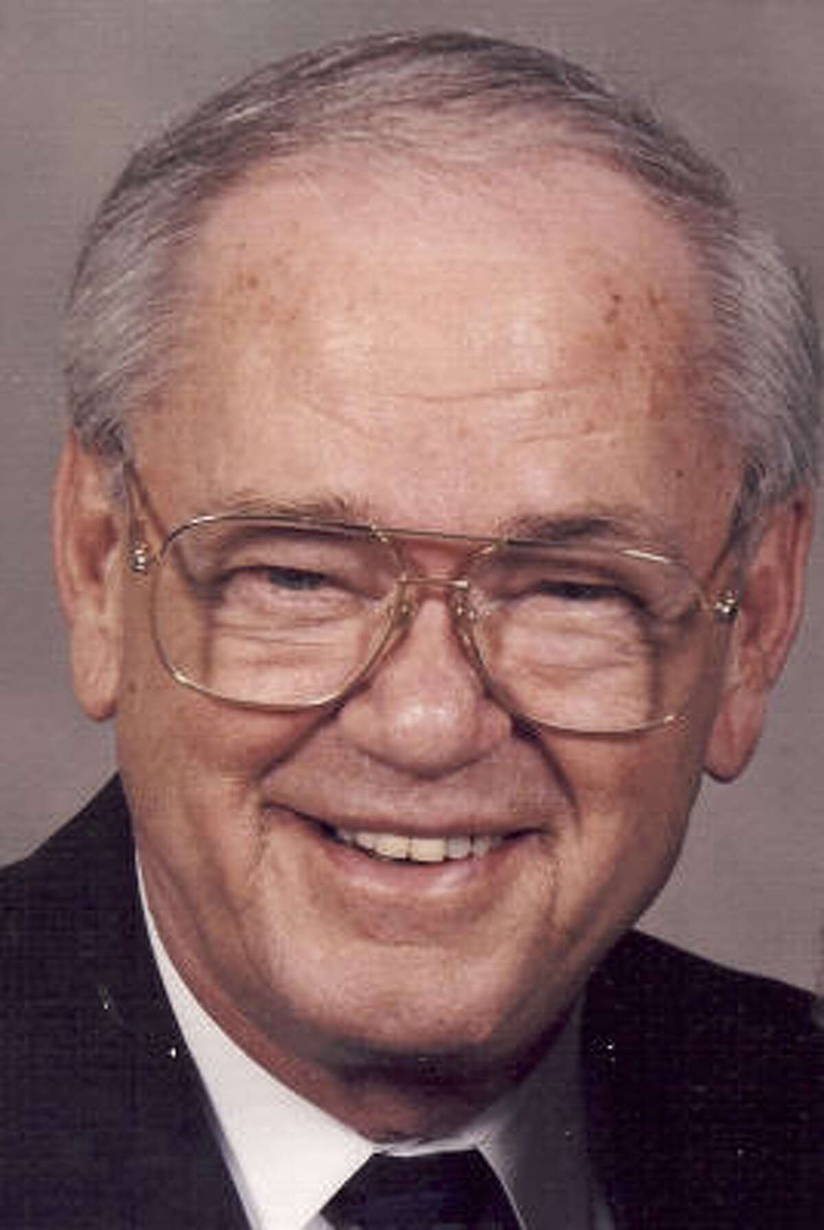 Donald Ray Carpenter spent several years as an administrative assistant for Harris County Commissioner Jim Fonteno.