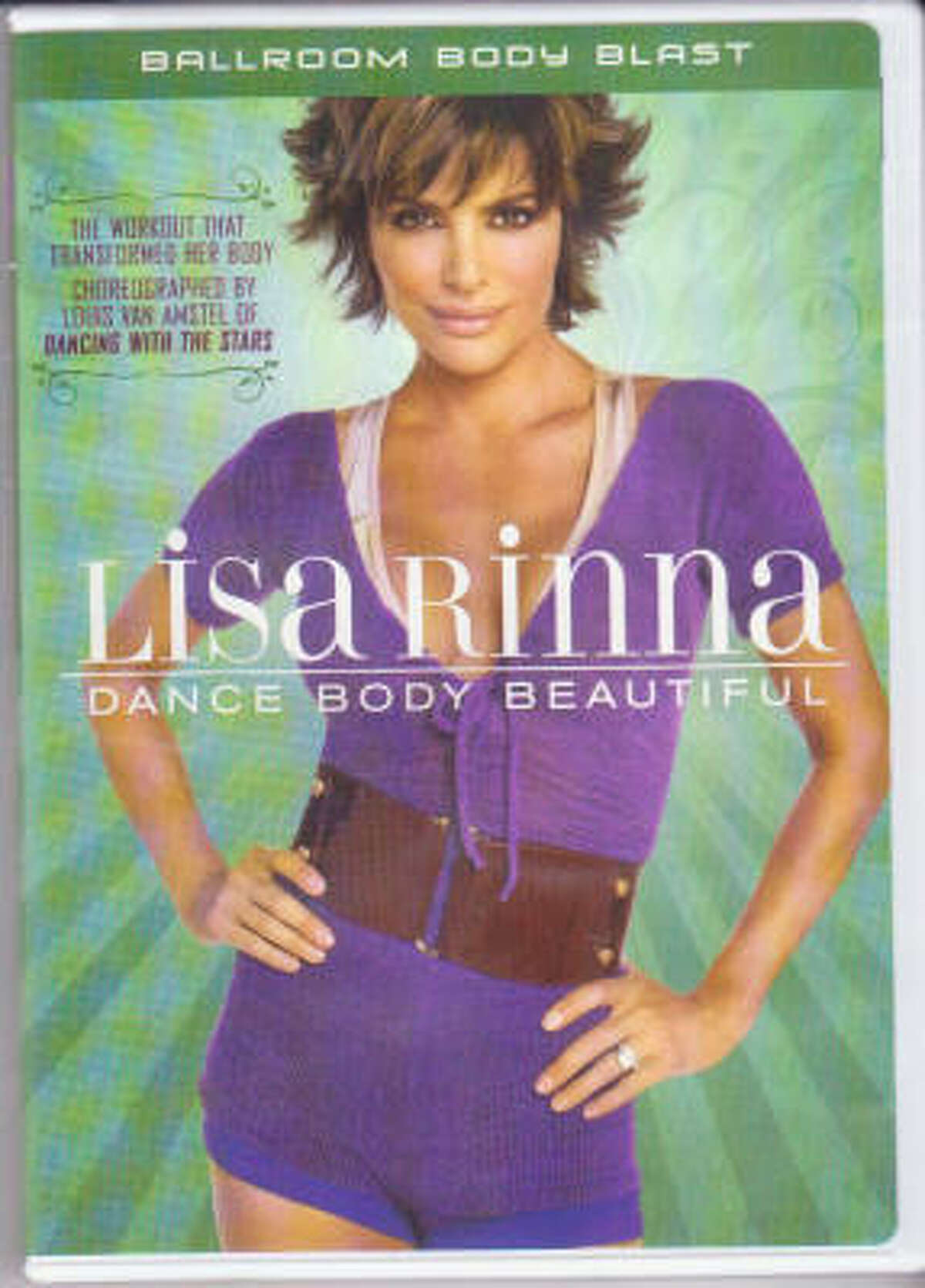 Workout DVDiva Mary Flood says Lisa Rinna's Dance Body Beautiful workout DVD is hard to follow and dance sequences are difficult to learn. She rates it a C+.