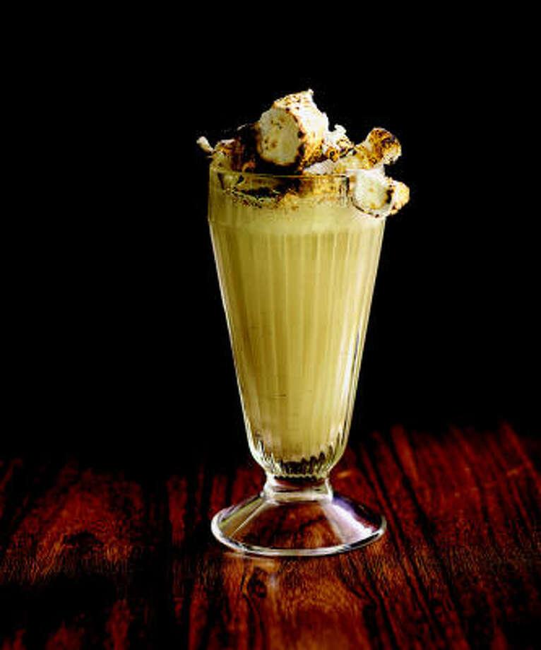 Toasted Marshmallow Milkshake Photo: CLARKSON POTTER