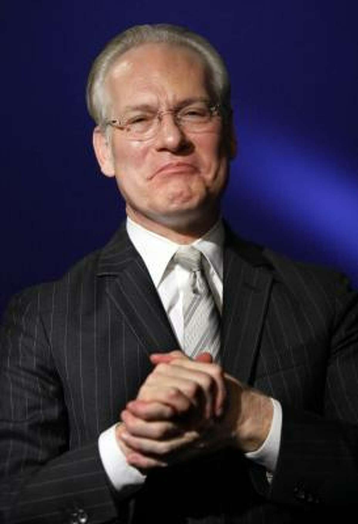 "Tim Gunn, host and mentor of Project Runway, doesn't browse when he's shopping. It's ""dangerous,"" he says."